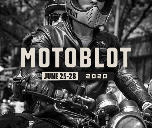 MotoBlot Poster